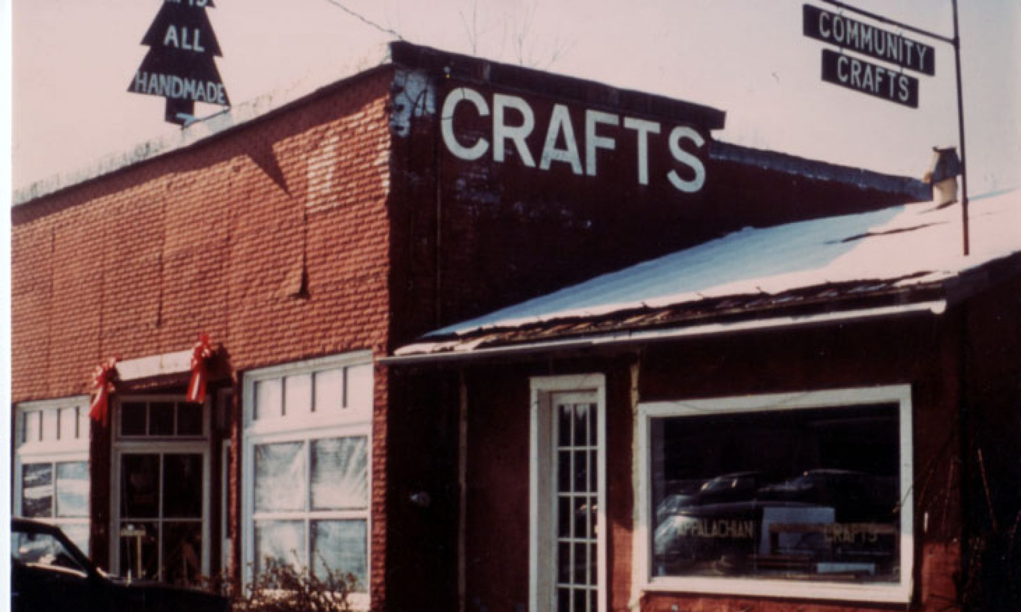 The First Crafters and a New Home